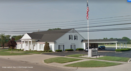Warren funeral home